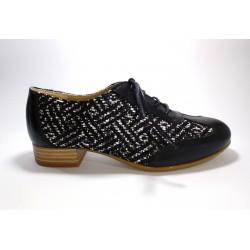 Zapato oxford mujer LAURA...